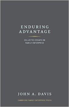 Book: Enduring Advantage
