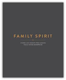 Family Spirit Book