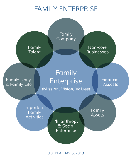 Family Enterprise John Davis Concept